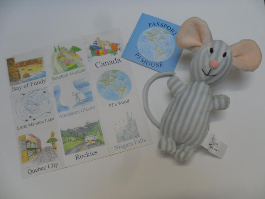 PJ Mouse Toy